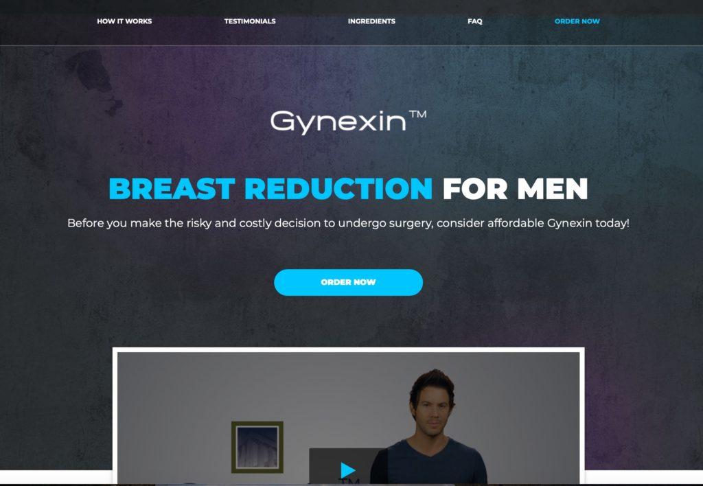 gynexin website
