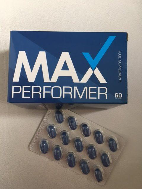 max performer uk