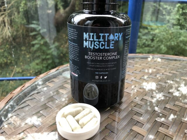 military muscle canada